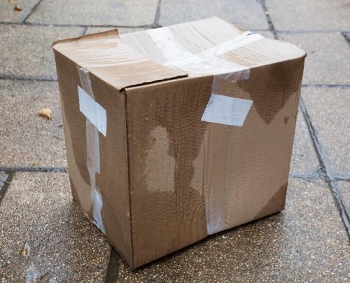 Wet Package Self Storage Packing Tip