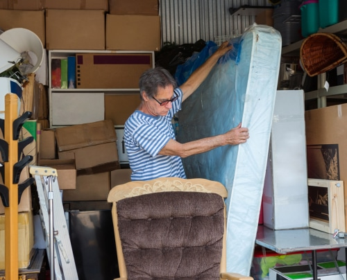 Access Self Storage Packing Tip